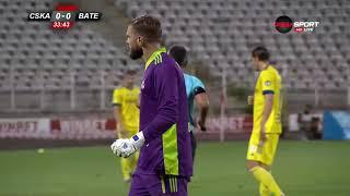 РЕПОРТАЖ: ЦСКА - БАТЕ (Борисов) 2:0