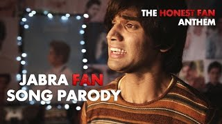 Jabra Fan Anthem Parody || Shudh Desi Gaane || Salil Jamdar