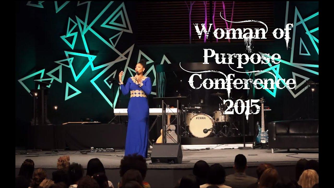 WOMAN OF PURPOSE CONFERENCE 2015 Viema Emmanuel Perez