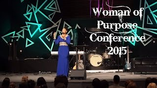 WOMAN OF PURPOSE CONFERENCE 2015 │ Viema Emmanuel Perez - Negative Emotions Affecting Our Destiny