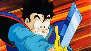 PHY Z Sword Gohan SA Animation Dragon Ball Z Dokkan Battle