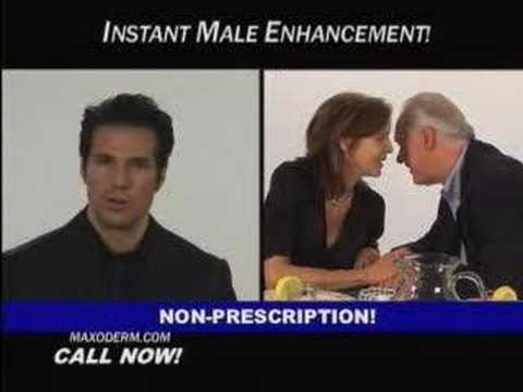 About ExtenZe TV Commercial For Male Enhancements