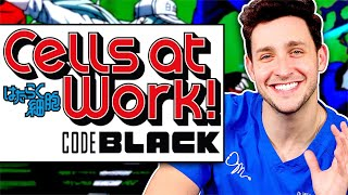 Doctor Reacts To Cells At Work: Code Black Ep #1