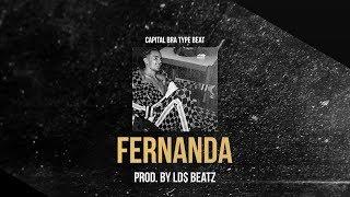CAPITAL BRA ft. UFO361 TYPE BEAT - FERNANDA (Prod. by Ld$)