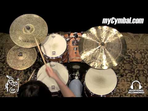 "Istanbul Agop 17"" Turk Crash Cymbal (TC17-1042215U)"