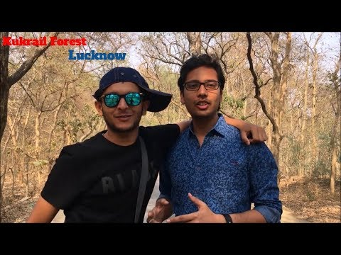 Ghadiyal Spotted | Kukrail Picnic Spot | Lucknow | Travel | Fun In Forest