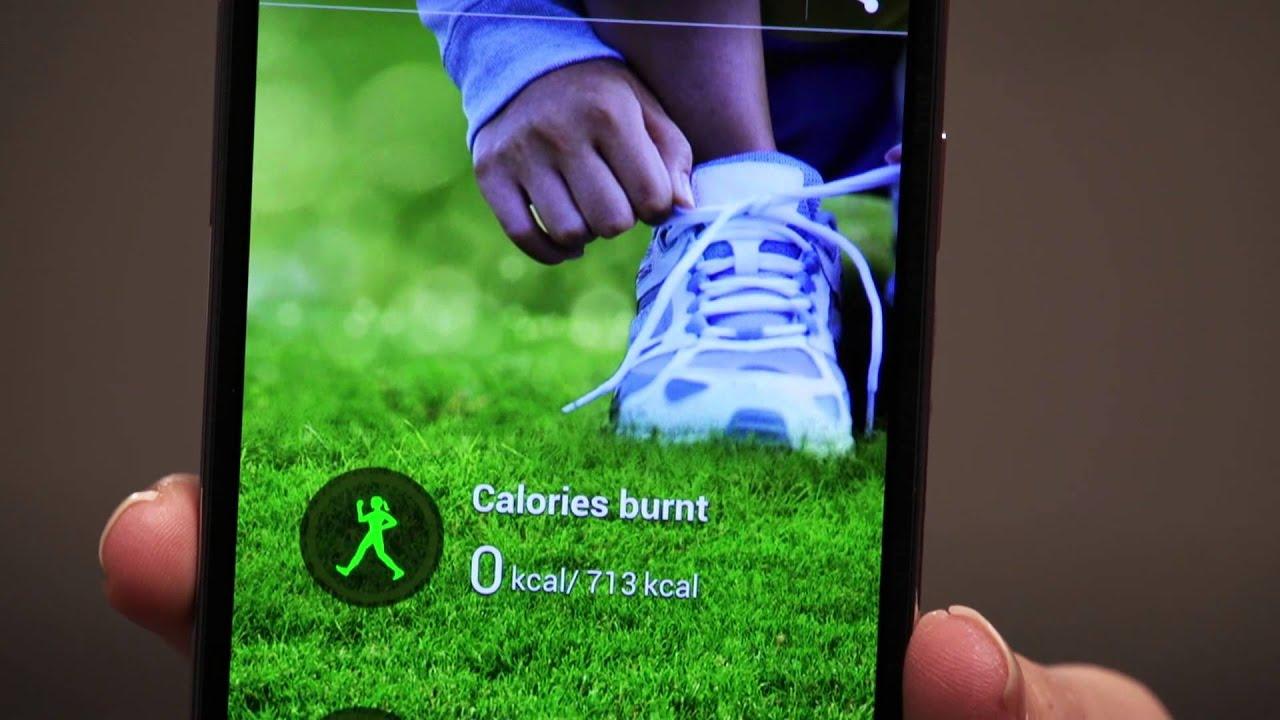 Health Tech: Samsung Galaxy S4 S Health