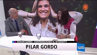 Pilar Gordo y los secretos de la vida