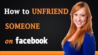 How to Unfriend Someone on Facebook