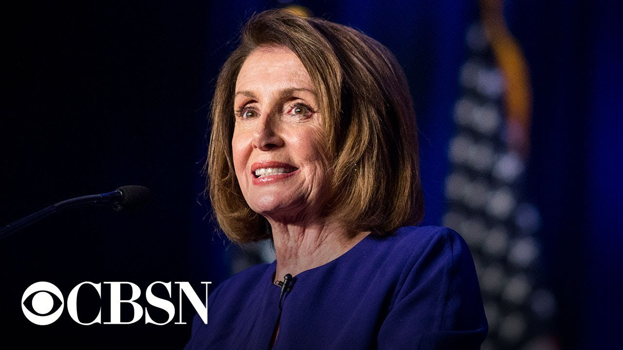 Nancy Pelosi has a two-track strategy on impeachment