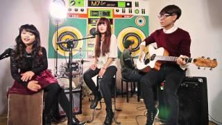 Tình Yêu Màu Nắng - Acoustic Cover by Kiến Con, Hoàng Anh, Tùng Eric, Hùng Mục Sư