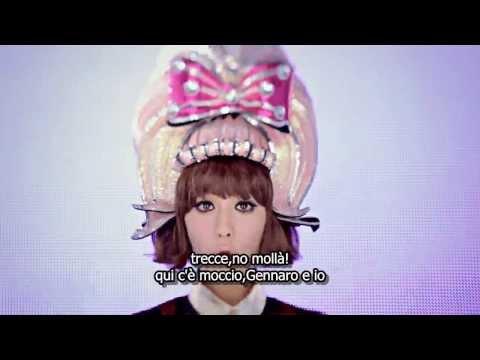 canzone coreana italianizzata - sciò sciò sciò ( orange caramel - shanghai romance )