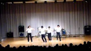 """DANCE DA DANCE"" Interlude ~ Popping and Locking ~ Jazz Hip Hop... 2/3"
