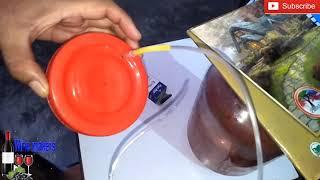 airlock fermentation tube for Wine making buy on Amazon & Flipkart