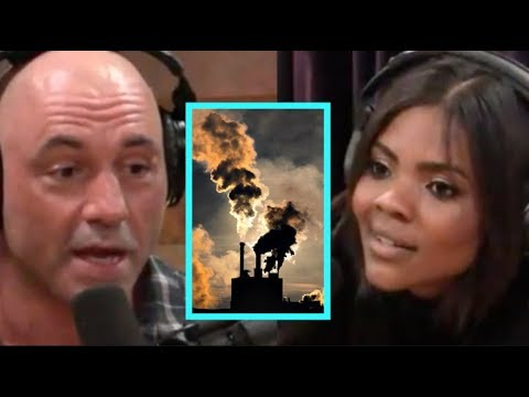 Joe Rogan & Candace Owens ARGUE Over Climate Change