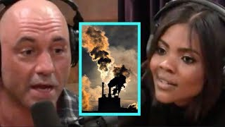 Joe Rogan & Candace Owens ARGUE Over Climate Change