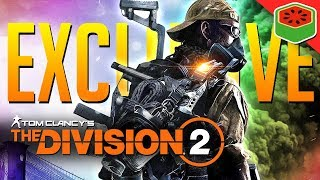 EXCLUSIVE GAMEPLAY - CROSSBOWS! | Tom Clancy's: The Division 2