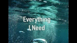 "KARAOKE (PIANO) ""Everything I Need"" - Skylar Grey (AQUAMAN)"