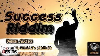 Bucky Ital - Woman's Scorned [Success Riddim] February 2018