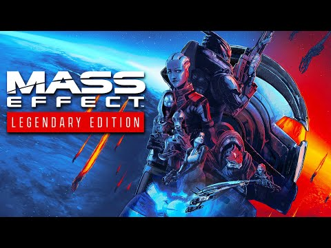 Mass Effect Legendary Edition - Official Cinematic Reveal Trailer