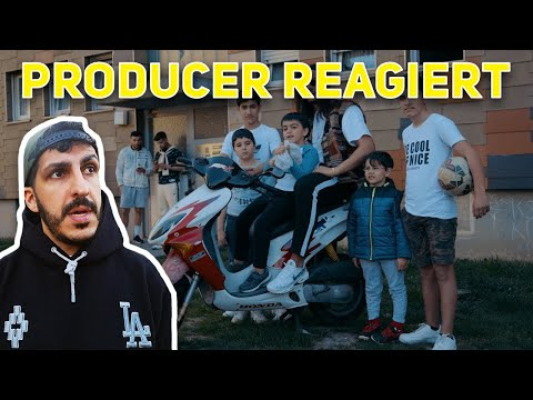 Producer REAGIERT auf Apache 207 – Brot nach Hause (Official Video)
