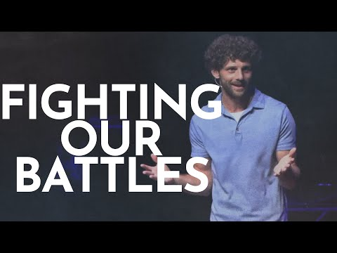 Fighting Our Battles(6/13/21)