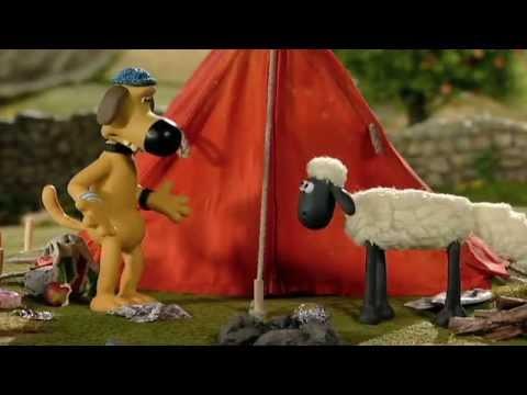 Shaun The Sheep - Full HD- Camping Chaos - YouTube