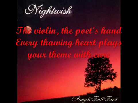 Nightwish While Your Lips Are Still Red with lyrics