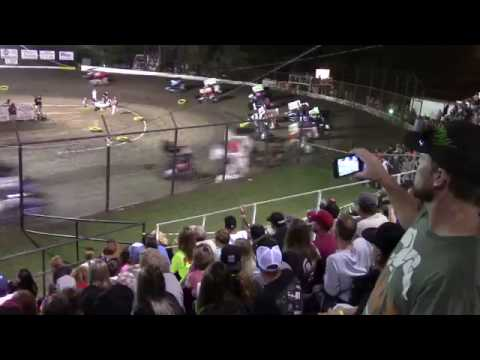 Port City Outlaw Nationals Saturday Feature
