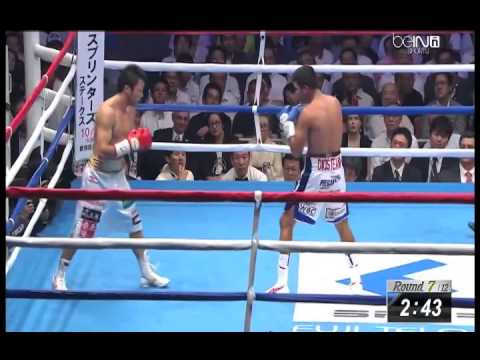 Pelea Roman Gonzalez vs Akira Yaegashi - Pelea Completa