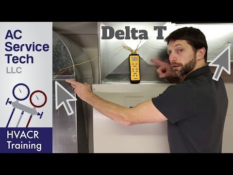 HVAC Delta T Explained! What Temperature Should It Be?