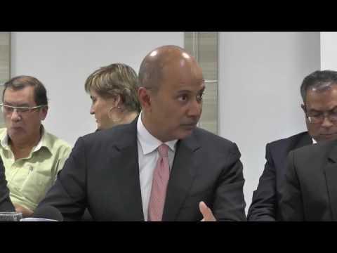Maurice Info - Partie Questions / Réponses Conférence de presse de Business Mauritius
