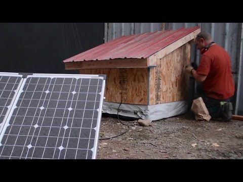 Stupid easy portable solar panels for rv off grid boondocking dirt simple diy timber frame battery box part 2 solutioingenieria Image collections