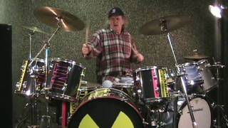 Spoonful by Cream (Part 1) with Bert Switzer Playing Along On Drums