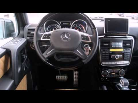 2013 Mercedes-Benz G-Class Miami FL Coral Gables, FL #P892 - SOLD