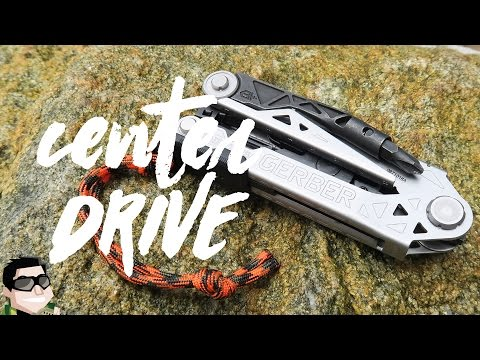 Gerber Center Drive Multi-Tool Review