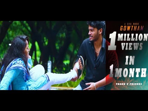 Gowtham - Heart Touching Telugu Short Film 2018 || with Eng Subs || Directed by Siva  MSD