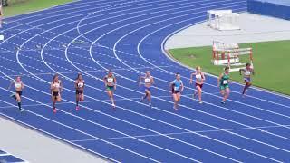 100m 13W Semi1 Isabella Starr 12.76 +0.4 Qld School Championships 2017 2017 Video