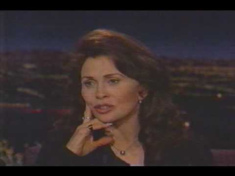 Tom Snyder s Faye Dunaway on the Late Late