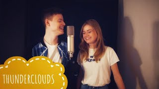 LSD - Thunderclouds ft. Sia, Diplo, Labrinth (cover) Video