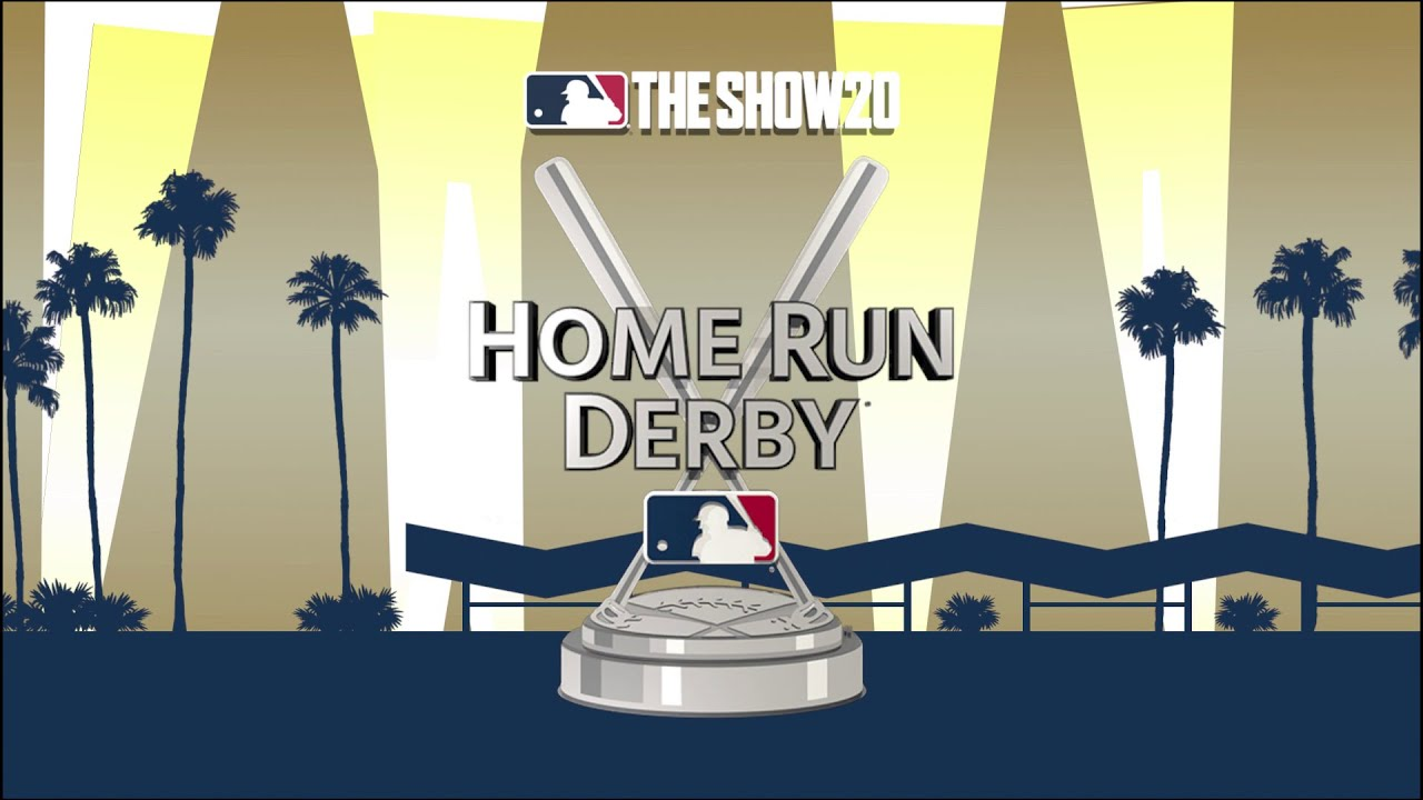 MLB The Show 20 - 2020 Home Run Derby