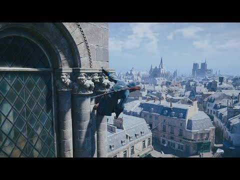 PS4 Assassin's Creed Unity Free Run #5
