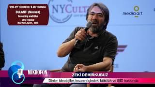 Video Zeki Demirkubuz: Dinler, ideolojiler, insanın içindeki kötülük ve IŞİD hakkında download MP3, 3GP, MP4, WEBM, AVI, FLV Desember 2017