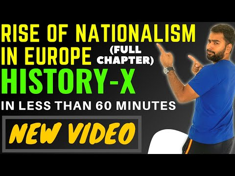rise-of-nationalism-in-europe---full-chapter-explanation-||-class-10-history-chapter-1