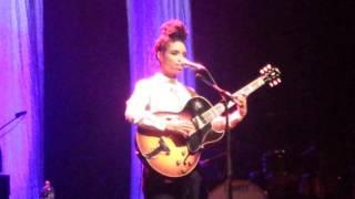 lianne la havas i say a little prayer aretha franklin cover live at 013 tilburg