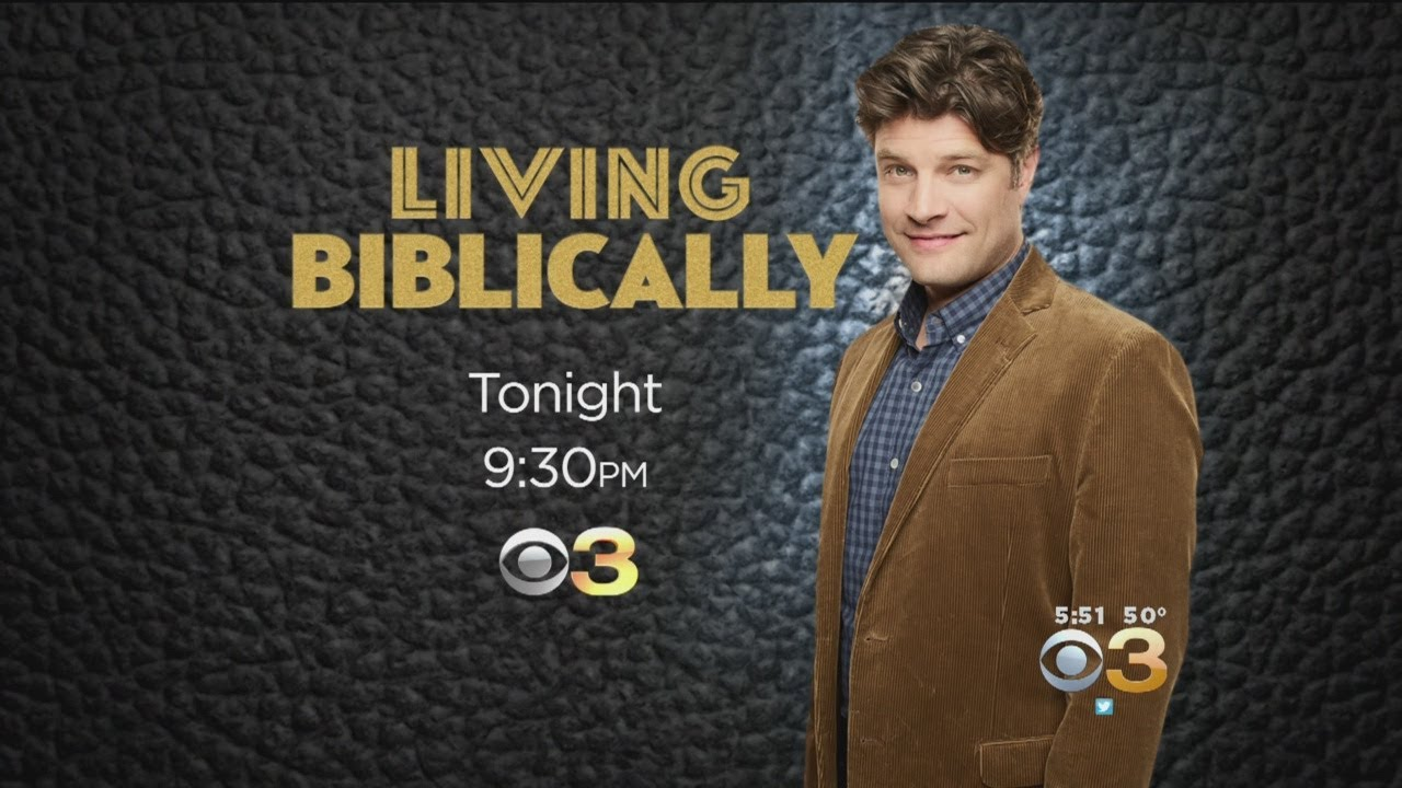 """Download New Comedy Series """"Living Biblically"""" Premieres On CBS"""