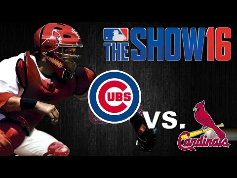 MLB The Show 16 - St. Louis Cardinals Franchise #12 - WALK OFF?!?!?!?