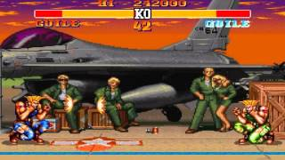 Street Fighter II Guile Stage Arrange Version by ALFH LYRA , CAPCOM