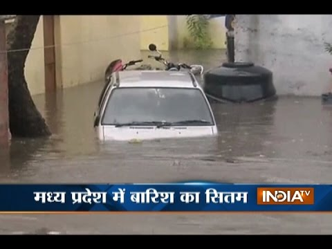 Madhya Pradesh Floods: Heavy Rainfall Throws Normal Life Out in Bhopal