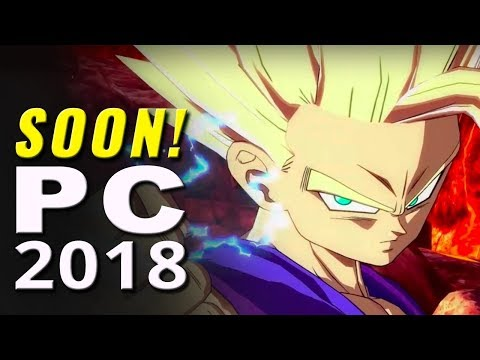 Top 27 Upcoming PC Games for 2018